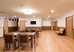 2階ユニット食堂